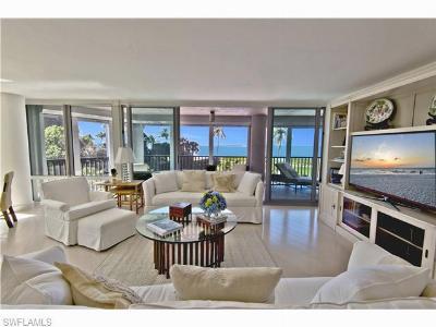 Condo/Townhouse Sold: 4651 Gulf Shore Blvd N #101