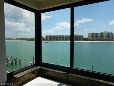 Naples Condo/Townhouse For Sale: 531 La Peninsula Blvd #531