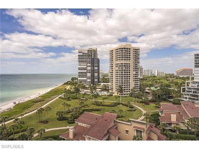 Condo/Townhouse Sold: 4651 Gulf Shore Blvd N #906