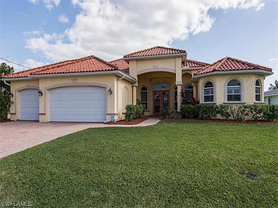 Cape Coral Single Family Home Pending With Contingencies: 2204 Everest Pky