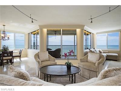 Condo/Townhouse Sold: 4041 Gulf Shore Blvd N #1801