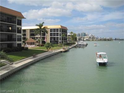 Bordeaux Club Condo/Townhouse Sold: 2900 Gulf Shore Blvd N #302