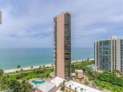 Condo/Townhouse Sold: 4551 Gulf Shore Blvd N #1800