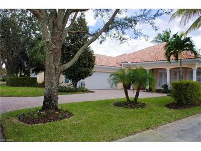 Naples Single Family Home For Sale: 4858 Martinique Way