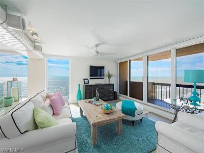 Condo/Townhouse Sold: 4001 Gulf Shore Blvd N #1206