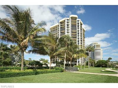 Condo/Townhouse Sold: 4551 Gulf Shore Blvd N #901