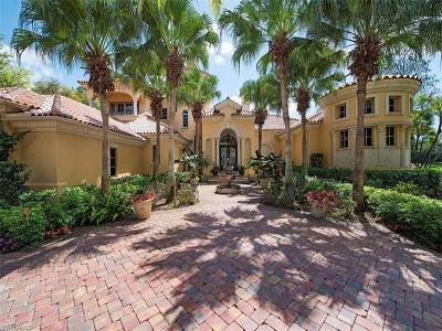 Single Family Home For Sale: 15810 Savona Way