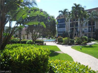Bordeaux Club Condo/Townhouse Sold: 2900 Gulf Shore Blvd N #106
