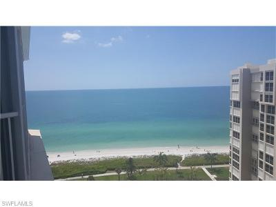 Condo/Townhouse Sold: 4041 Gulf Shore Blvd N #1603