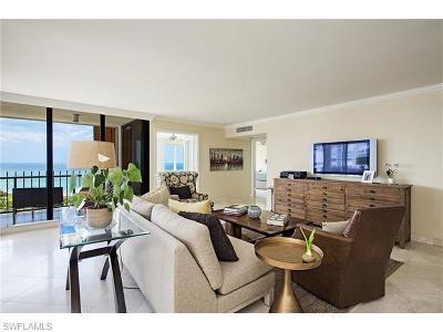 Condo/Townhouse Sold: 4251 Gulf Shore Blvd N #12C