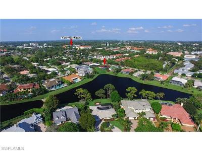 Naples Single Family Home For Sale: 4839 West Blvd