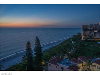 Condo/Townhouse Sold: 3951 Gulf Shore Blvd N #1205