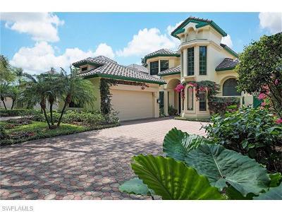 Vizcaya At Bay Colony Single Family Home Sold: 7951 Vizcaya Way