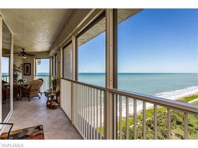 Condo/Townhouse Sold: 4051 Gulf Shore Blvd N #1401