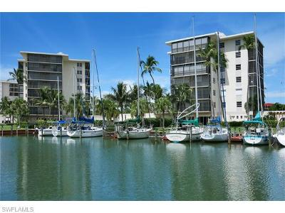 Beacon House Condo/Townhouse Sold: 2170 Gulf Shore Blvd N #2-21W