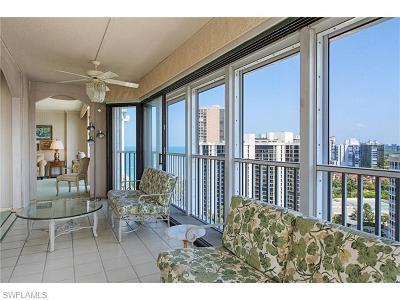 Condo/Townhouse Sold: 4401 Gulf Shore Blvd N #PH-6