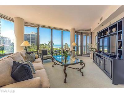 Condo/Townhouse Sold: 4951 Gulf Shore Blvd N #201