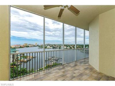 Naples Condo/Townhouse Sold: 400 Flagship Dr #906