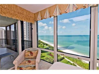 Condo/Townhouse Sold: 4651 Gulf Shore Blvd N #1102