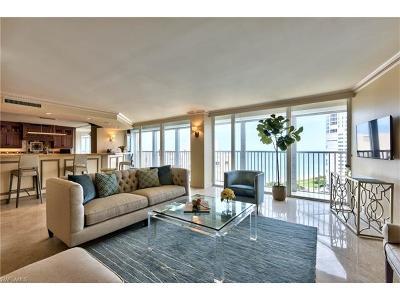 Condo/Townhouse Sold: 4041 Gulf Shore Blvd N #PH-5