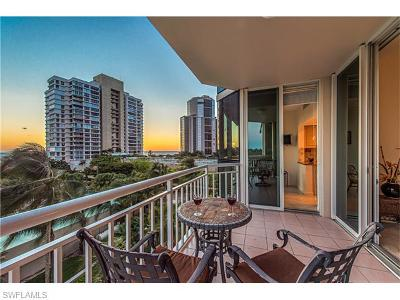 Bay Shore Place Condo/Townhouse Sold: 4255 Gulf Shore Blvd N #305