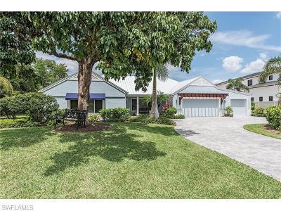 Park Shore, Moorings Single Family Home Sold: 1864 Alamanda Dr