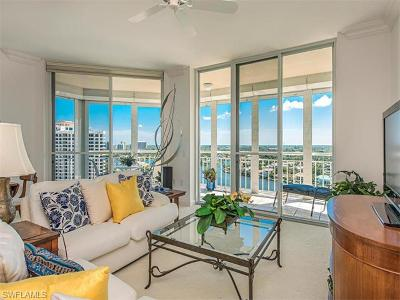 Bay Shore Place Condo/Townhouse Sold: 4255 Gulf Shore Blvd N #1401
