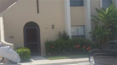 Collier County, Lee County Condo/Townhouse For Sale: 3326 Olympic Dr #412