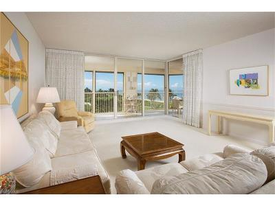 Condo/Townhouse Sold: 4051 Gulf Shore Blvd N #405