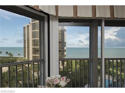 Condo/Townhouse Sold: 4401 Gulf Shore Blvd N #1005
