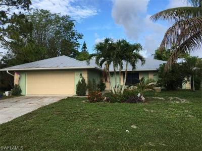 Naples FL Single Family Home Sold: $248,500