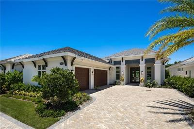 Windward Isle Single Family Home For Sale: 6810 Mangrove Ave