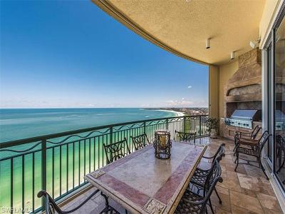 Condo/Townhouse Sold: 940 Cape Marco Dr #2501