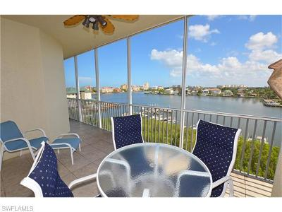 Naples Condo/Townhouse Sold: 400 Flagship Dr #608