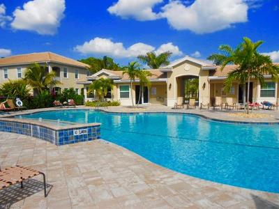 Fort Myers Condo/Townhouse For Sale: 18294 Creekside Preserve Loop #101