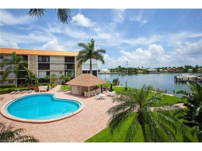 Bordeaux Club Condo/Townhouse Sold: 2900 Gulf Shore Blvd N #216
