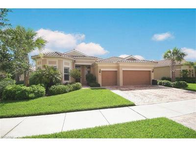 Fort Myers Single Family Home For Sale: 12740 Gladstone Way