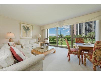 Condo/Townhouse Sold: 4401 Gulf Shore Blvd N #302