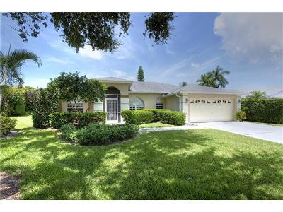 Naples Single Family Home For Sale: 4991 Brixton Ct