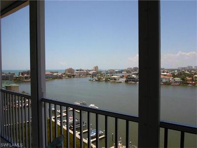 Naples Condo/Townhouse Sold: 410 Flagship Dr #1002