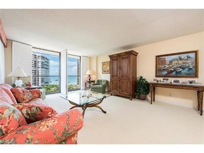 Condo/Townhouse Sold: 4401 Gulf Shore Blvd N #1007