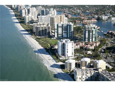 Condo/Townhouse Sold: 3991 Gulf Shore Blvd N #601