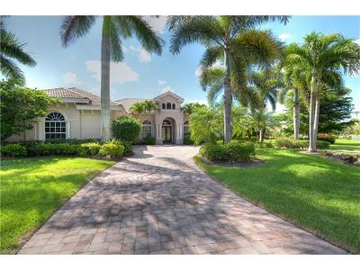 Estero FL Single Family Home Sold: $820,000