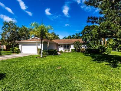 Naples FL Single Family Home Sold: $273,000