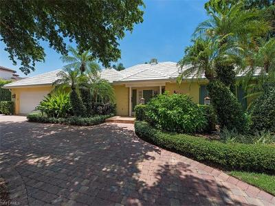 Aqualane Shores Single Family Home Sold: 2200 Marina Dr
