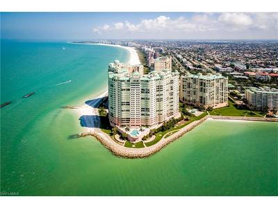 Marco Island Condo/Townhouse For Sale: 970 Cape Marco Dr #2504