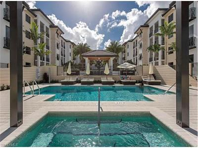 Naples Square Condo/Townhouse Sold: 1035 3rd Ave S #519
