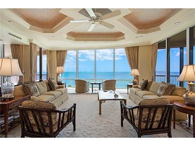 Condo/Townhouse Sold: 4351 Gulf Shore Blvd N #6S