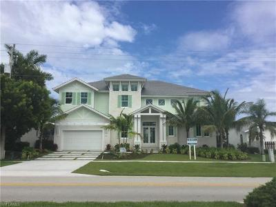 Marco Island Single Family Home For Sale: 549 Hernando Dr
