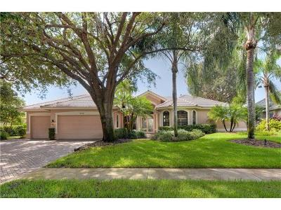 Naples FL Single Family Home Sold: $760,000